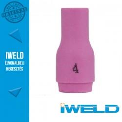 IWELD Kerámia gázterelő SR9/20-hoz 4-es - 6,5 x 30 mm