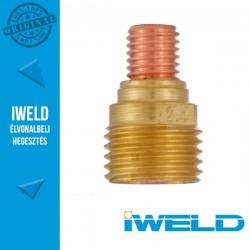 IWELD AWI Gázlencse SR9/20 45v46 - 2,0 x 21,5 mm