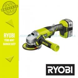 Ryobi R18AG 18V Akkus sarokcsiszoló 1x1,5Ah akku