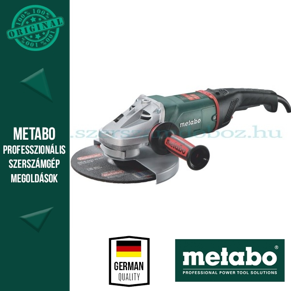 Metabo WE 24-230 MVT Sarokcsiszoló