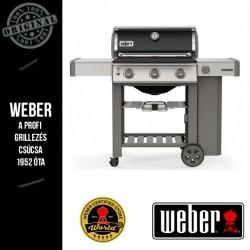 WEBER Genesis II E-310 GBS Gázgrill - 11.43 kW/h