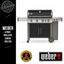 WEBER Genesis II EP-435 GBS Gázgrill