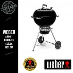WEBER Master-Touch GBS E-5750 Faszenes grill - 57 cm-es