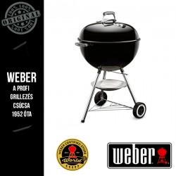 WEBER Classic Kettle Faszenes grill - 57 cm-es
