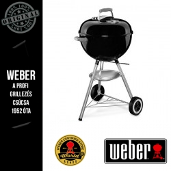 WEBER Classic Kettle Faszenes grill - 47 cm-es
