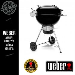 WEBER Master-Touch GBS Premium E-5770 Faszenes grill - 57 cm-es