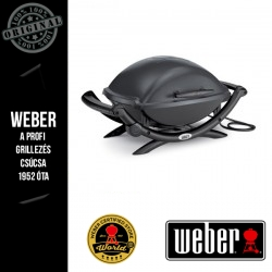 WEBER Q 1400 Elektromos grill