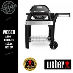 WEBER Pulse 2000 Elektromos grill kocsival