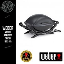 WEBER Q 2400 Elektromos grill
