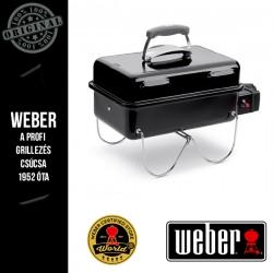 WEBER Go-Anywhere Hordozható gázgrill