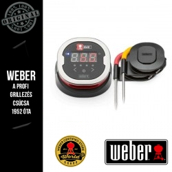 WEBER iGrill 2 hőmérő