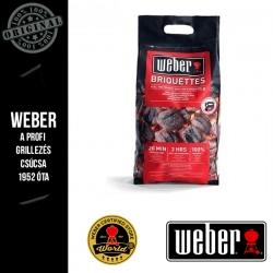 WEBER Brikett - 4 kg