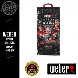 WEBER Prémium faszén - 5 kg
