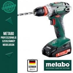 Metabo BS 18 Quick Akkus fúrócsavarbehajtó
