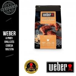 WEBER Füstölt baromfi keverék faforgács - 0,7 kg