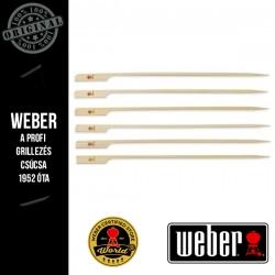 WEBER Bambusznyársak - 25 db