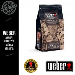 WEBER Hickory faforgács - 0,7 kg