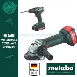Metabo Combo készlet 2.4.3 18 V BS 18 + W 18 LTX