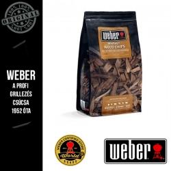 WEBER Whisky faforgács - 0,7 kg