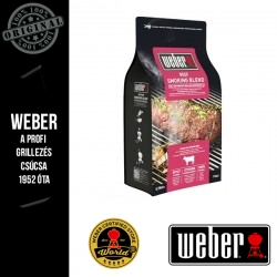 WEBER Faforgács keverék, marha - 0,7 kg