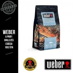 WEBER Faforgács keverék, tenger gyümölcsei - 0,7 kg