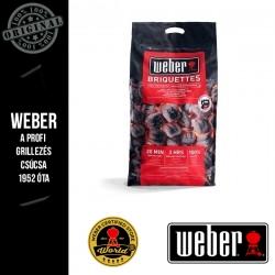 WEBER Brikett - 8 kg