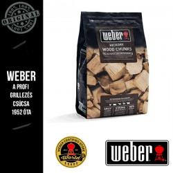 WEBER Hickory faforgács - 1,5 kg