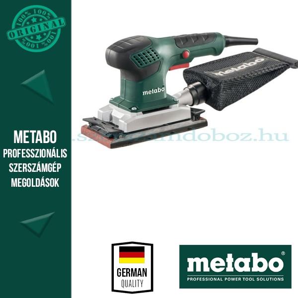 Metabo SR 2185 Vibrációs csiszoló