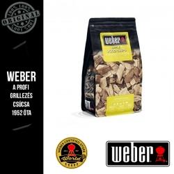 WEBER Almafa forgács - 0,7 kg