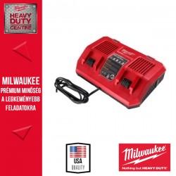 Milwaukee M18 DFC Duál gyorstöltő