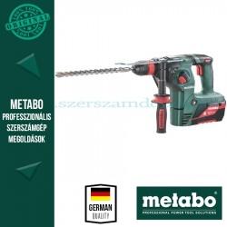 Metabo KHA 36 LTX Akkus kombikalapács