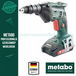 Metabo SE 18 LTX 2500 Akkus csavarbehajtó