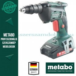 Metabo SE 18 LTX 4000 Akkus csavarbehajtó