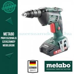 Metabo SE 18 LTX 4000 Akkus csavarbehajtó akku és töltő nélkül