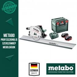 METABO SET KT 18 LTX 66 BL Akkus merülőfűrész szett
