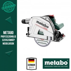 METABO KT 18 LTX 66 BL Akkus merülőfűrész metaBOX 340 hordtáskában (2 db LiHD akkuegység (18 V/8,0 Ah) + gyorstöltő)