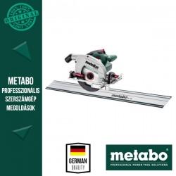 METABO SET KS 66 FS Kézi körfűrész FS 160 vezetősínnel