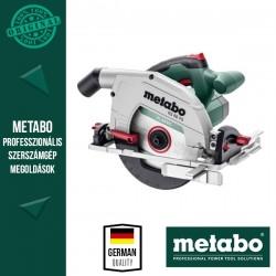 METABO KS 66 FS Kézi körfűrész metaBOX 340 hordtáskában