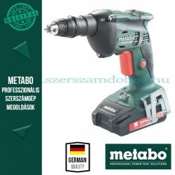Metabo SE 18 LTX 6000 Akkus csavarbehajtó