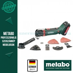 Metabo MT 18 LTX Akkus multifunkciósgép