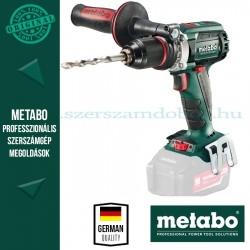 Metabo SB 18 LTX BL Impuls Akkus ütvefúró-csavarozó akku és töltő nélkül