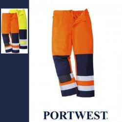 PORTWEST TX71 - Seville Hi-Vis nadrág - Narancs