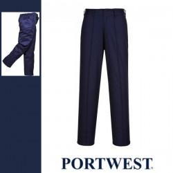 PORTWEST LW97 - Női gumírozott nadrág - tengerészkék