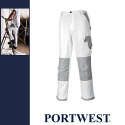 PORTWEST KS54 - Craft nadrág - fehér