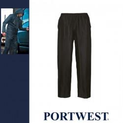 PORTWEST S441 - Klasszik esőnadrág - fekete