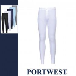 PORTWEST B121 - Jégeralsó - fehér