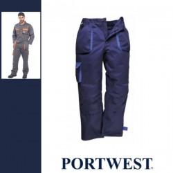 PORTWEST TX11 - Texo kétszínű nadrág - tengerészkék