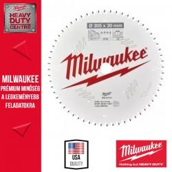 Milwaukee CSB MS W Körfűrészlap gérvágókhoz - 305 x 30 x 3,0 mm x 60ATB neg.