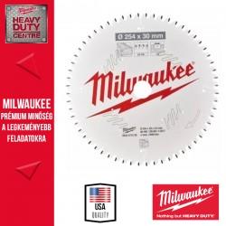 Milwaukee CSB MS W Körfűrészlap gérvágókhoz - 254 x 30 x 3,0 mm x 60ATB neg.
