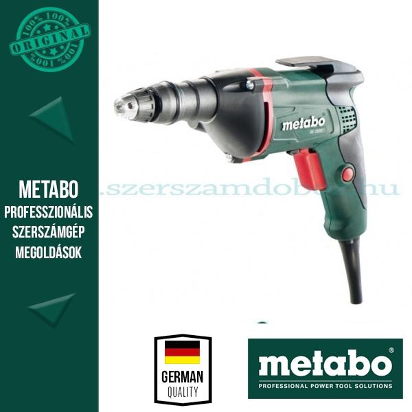 Metabo SE 2500 Csavarbehajtó